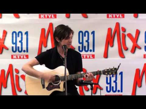 Alex Band - Why Don't You and I - Mix 93.1 - Tyler, TX