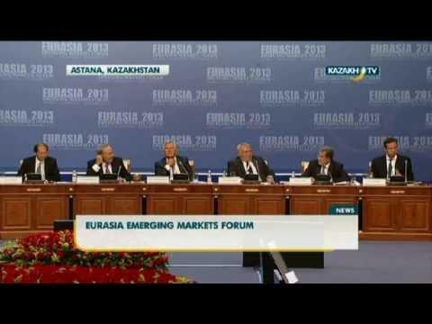 Eurasia Emerging Markets Forum