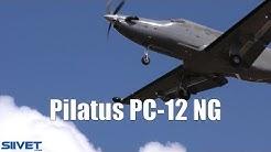 Pilatus PC-12 NG Go-Around Training - Jämijärvi 2019