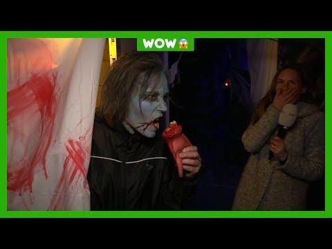 Wat Vieren Mensen Met Halloween.Griezelen Steeds Meer Mensen Vieren Halloween Youtube