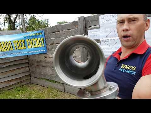 FREE ENERGY H2O POWER CAR™ АВТО НА ВОДЕ™ HYDROGEN ENERGY PART 1