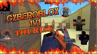 Roblox Counter Blox 1v1 tourise Pt 1
