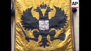 RUSSIA: MOSCOW: TSAR NICHOLAS II CELEBRATIONS