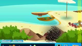 XG Beach Escape Walkthrough