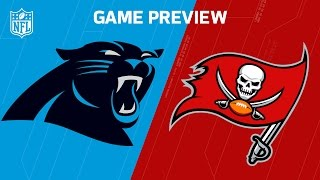Panthers vs. Buccaneers | Around the NFL Podcast | Week 17 Previews