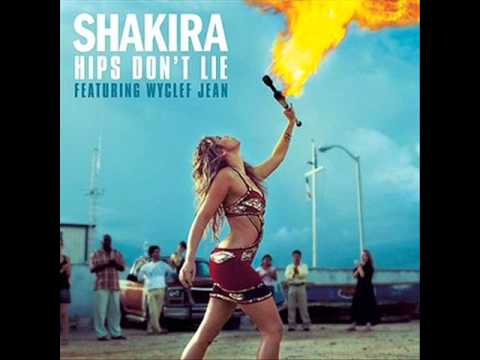 Shakira Hips Don't Lie Audio