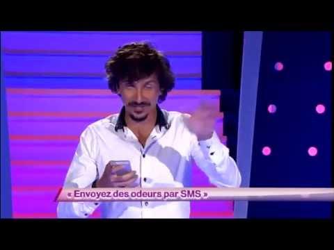 Arnaud Tsamere - Envoyez des odeurs par SMS #ONDAR