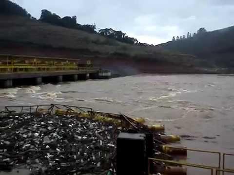 Enchente 06/2014  - PCH Salto Goes