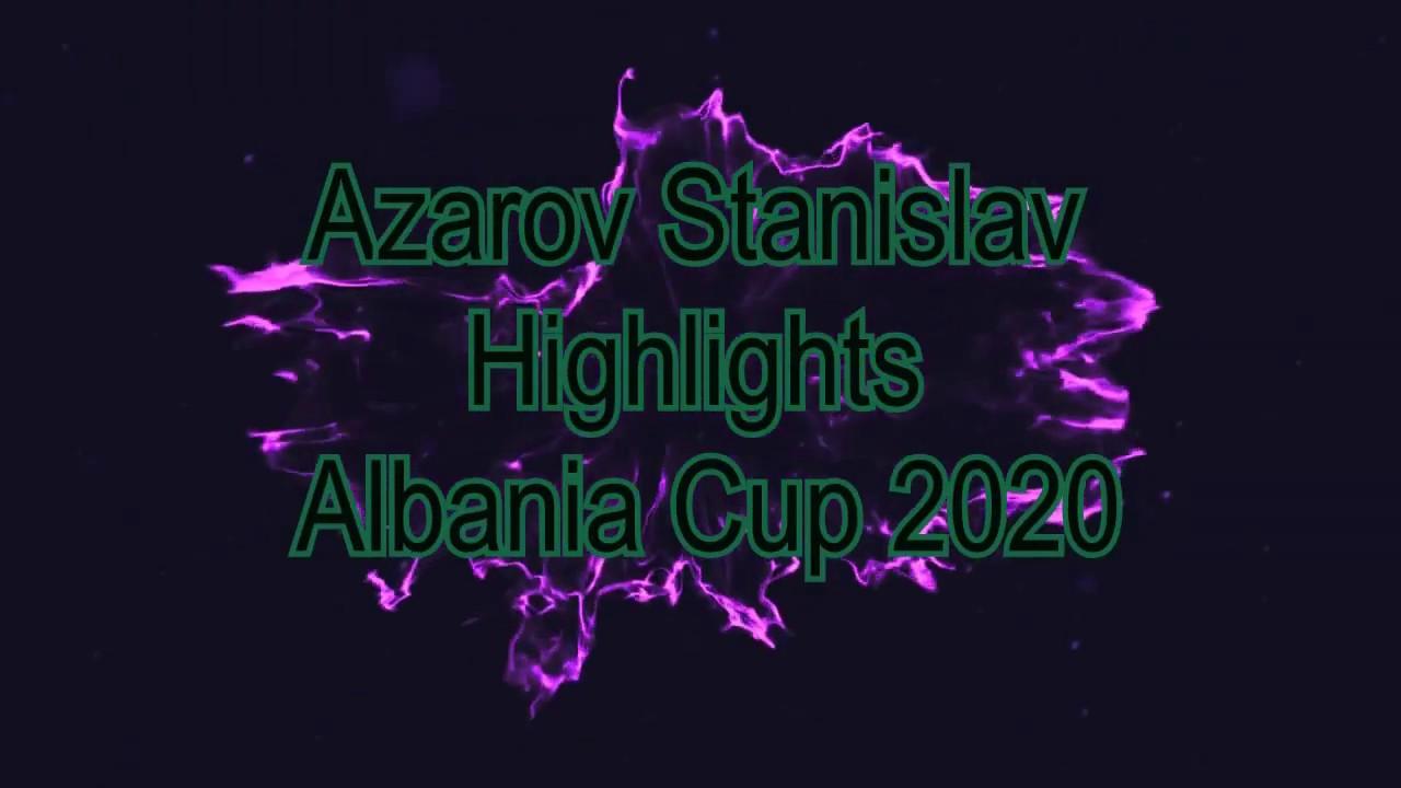 Download Azarov Stanislav #11 outside hitter best moment cup 2020