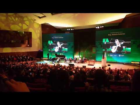 Verdes Anos - Carlos Paredes - Honoris Causa António Guterres