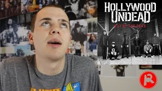 Hollywood Undead - Day of the Dead (Album Review)