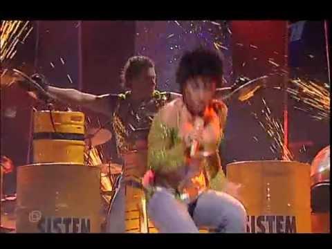 Eurovision 2005 - Romania - Luminiţa Anghel & Sistem - Let Me Try