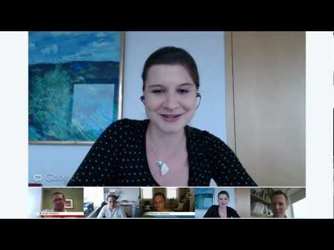 Google Hangout: Olympics Discussion