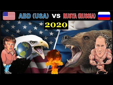 USA Vs RUSSIA Military Power Comparison 2020 (Latests Updates)