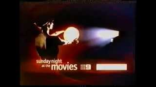 Channel Nine: 'Sunday Night at the Movies' intro (2001)