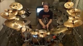 Rush-Tom Sawyer Drum Cover