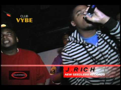 RIO , J.RICH   (NEW SEEDLESS RECORDS) CLUB VYBE