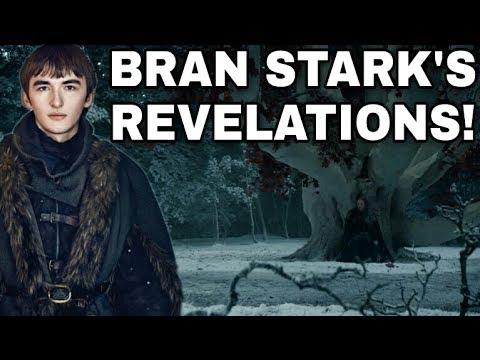 Bran Stark's Huge Discoveries At Winterfell - Game of Thrones Season 7 Trailer 2 Evidence