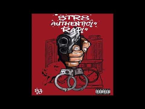 Track 9 - Dro - Gang [Str8 Authentic Rap]