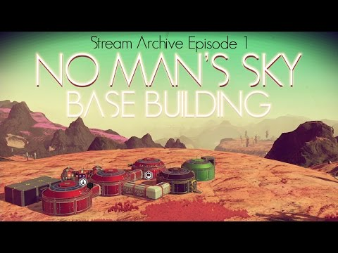 No Man's Sky - Foundation Update 1.1 - BASE BUILDING AT LAST!