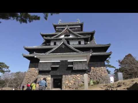 【4K】松江城 松江城 完全版 2018年3月4日 Matsue Castle Matsue Castle complete version March 4, 2018