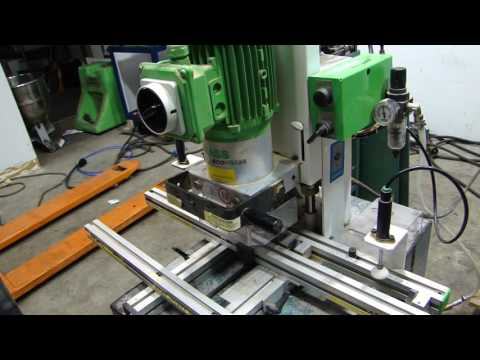 GRASS ecopress eco press hinge boring machine wood cabinet working 120v