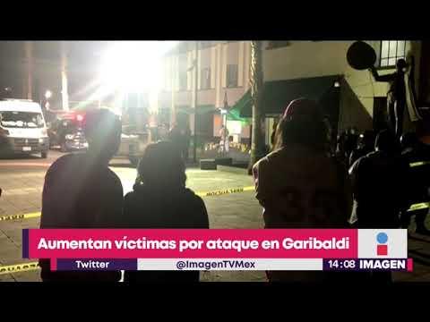 Ya murió uno de los heridos en la plaza de Garibaldi | Noticias con Yuriria Sierra