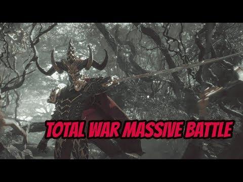1500 Beastmen vs The Empire   Total War Warhammer 2 Massive Battle  