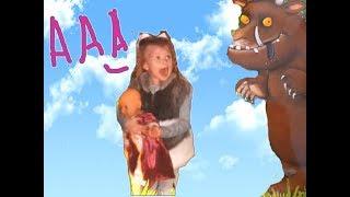 Кукла Катя & Эльвир с Груффало Игры Для Детей С БЕБИ БОРН BABY BORN ДЛЯ КУКОЛ КАТЯ беби бон КАК МАМА