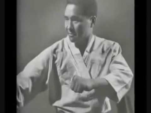 Mas Oyama and Masahiko Kimura