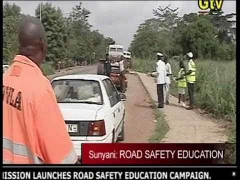 GTV News (Ghana) - Sunyani - Road Safety Commission - May 2010