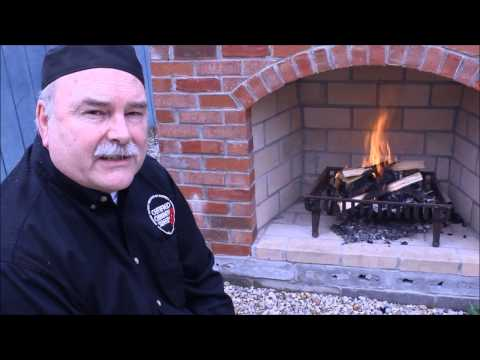 Think Small When Burning Wood in Your Fireplace