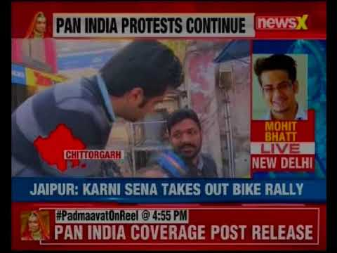 Padmavati row: Jaipur Police commissioner to NewsX, says law of the land will prevail