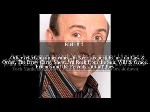 Patrick Kerr Top  6 Facts