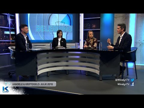 Winslyn: Aandele & Kriptogeld, Julie 2018 – Deel 1