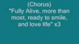 FlyLeaf-Fully Alive Lyrics