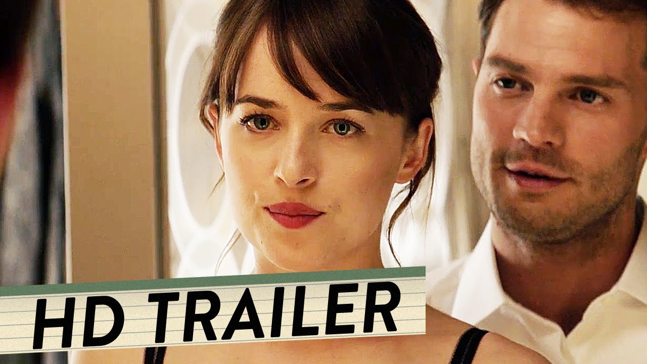 Fifty Shades Of Grey 2 Trailer Deutsch
