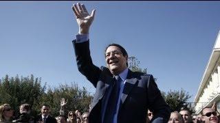 Chipre irá a una segunda ronda para conocer a su presidente