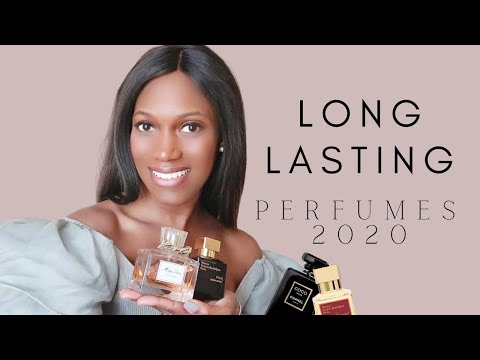 TOP 10 Long Lasting Perfumes for Women YOU NEED! | Perfume Collection 2020 | Charlene Ford