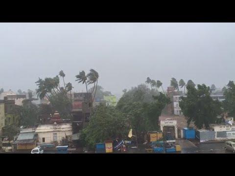Cyclone Fani: Severe storm strikes Odisha, over 1 million evacuated