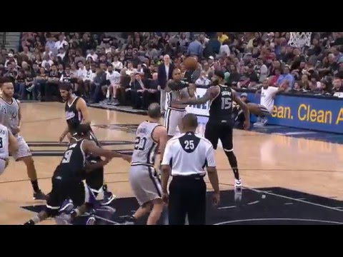 Spurs Never Fly-4 2015-2016 Offense Mix for San Antonio Spurs