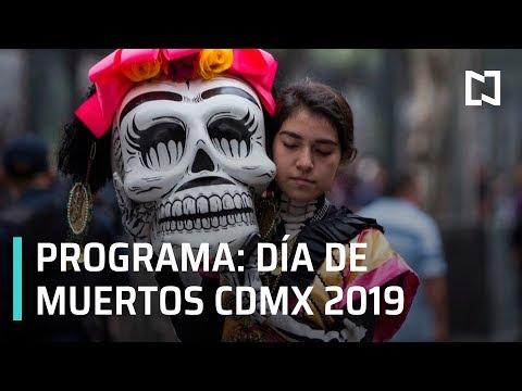 Actividades y festejos de Día de Muertos en CDMX 2019 - Despierta