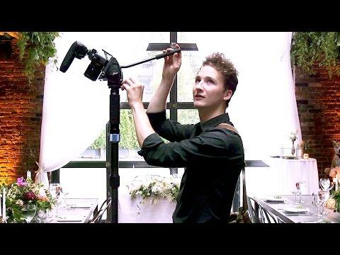 Wedding Filmmaking Behind the Scenes - Stephanie & Julian