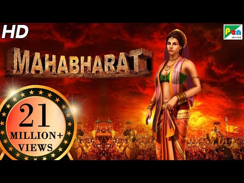Mahabharat | Full Animated Film- Hindi |...