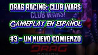 Drag Racing: Club Wars #3 un nuevo comienzo, guerra de clanes,consejos para correr mejor