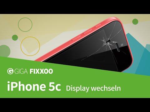iPhone 5c Display wechseln: Schritt-für-Schritt-Anleitung