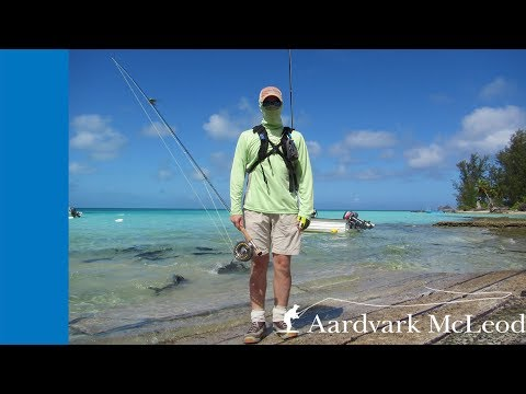 How To Organise Your Fly Fishing Kit On The Flats