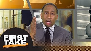 Stephen A. calls John Elway comments on Colin Kaepernick