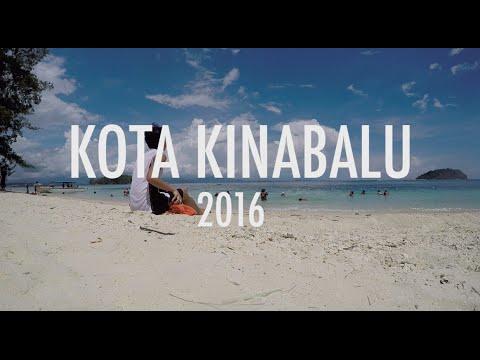 Kota Kinabalu, Sabah 2016 | Nab's Travel Vlog