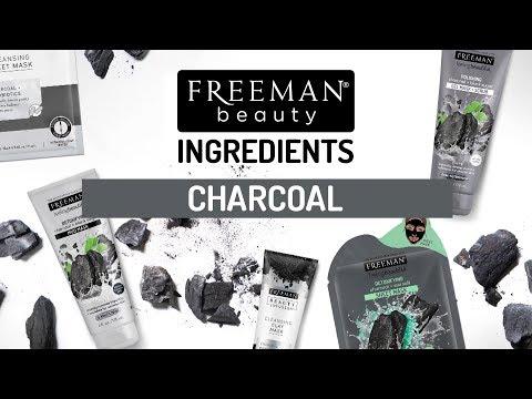 Freeman Beauty Ingredients - Charcoal